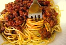 Spaghetti dinner fundraiser / by Christine Cohn Seipp