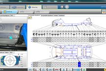 Measuring Systems / Powerful, accurate, state-of-the art measuring systems give perfect repair results.  When it comes to measuring systems for diagnostic and/or repair work on collision damaged vehicles Car-O-Liner is the world leader. We offer both electronic and mechanical measuring solutions that will speed up the repair process, increase repair quality and give higher revenues for your body shop.