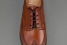 Crockett & Jones / Perhaps the best made shoes in the world!  Made in North Hampton England.  #Wade #Anding #Tom James #Milwaukee #Milwaukee Clothier #Milwaukee #Racine #Kenosha