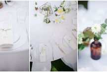 Favours / wedding decor