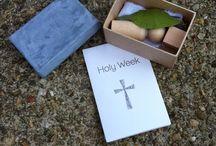 Easter / Velikonoce inspirace