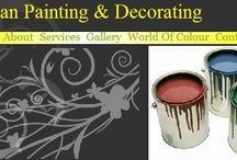 SABALAN / Sabalan are provide exterior painting in Australia.