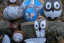 Zentangle on gourds