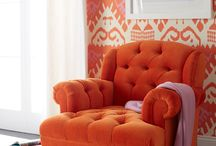 decoration: orange