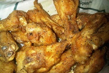 wings , mmmm / by Kyle Rugg