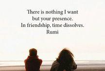 follow rumi