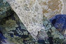 Lace  Dentelle / Different type of lace