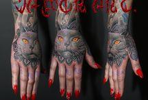 female tattoo#Jawor Art.