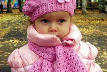 Crochet for  babies, ...
