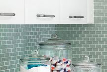 ~ laundry room ~ / laundry room renovation and decor ideas for the home