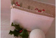 Рождество и вышивка
