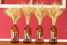 Fall Crafts, Foods & Decor / by Michelle Cannuli