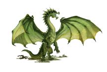 Dragon • Green