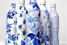 Botellas - bottles / Descubriendo el mundo de las botellas y su uso, diseño, reciclaje, hazlo tú mismo y packaging