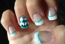 Nail Ideas / by Molly Dixon