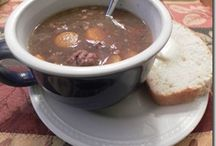Souper Easy / The ideal meal for cold winter days