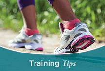 Training Tips / Participating in a marathon? Biking to beat cancer? Or just exercising to maintain fit? We've got all of the training tips you need to be safe and have fun!
