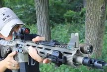 AR-15 / Best assault rifle in small calibre!