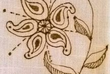 Henna Designs by ILZE / Henna artistry by me.