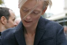 [Inspiration] Tilda Swinton