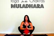 chakra and asana