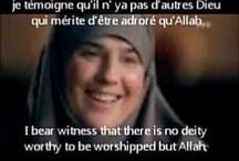 les convertis en islam