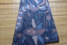 Kain Batik Cap / Koleksi Kain Batik Asli Cap