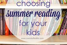 For the kids - Reading and Writing