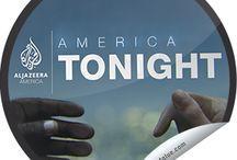 Al Jazeera America / by Steffie Doll