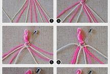 Comment faire des bracelets?