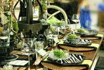 Table setting decoration