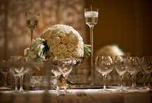 Wedding: White / Weddings in the color scheme of white