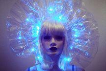 lys i kostume