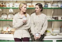 ♥Cosy Aran Sweaters♥ / Aran Sweaters: There's one for everyone! ♥♥♥♥ / by Standun Spiddal