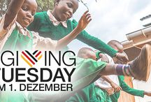 Nyota's #GivingTuesday / 1st of december #GivingTuesday takes place and we're on board! Here you can find some beatiful impressions of people's action and the causes...