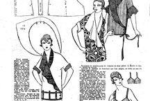 1920's Sewing Patterns