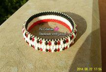 YLA CREATIONS ,my handmade beaded jewelries:)