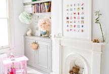 Lola and Maya's room / by Beverley Fullen