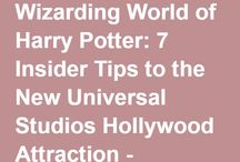 Harry Potter Hollywood Attraction