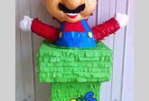 Piñatas Artesanales y personalizadas / Piñatas artesanales, hechas a la medida, de su personaje favorito, de cualquier tamaño, colores y modelos. Entrega en Barcelona y envíos a toda Europa,