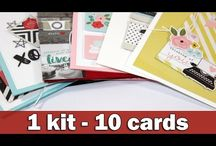 Cards - card kit