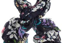 Scarves / by Trillma Dinkley