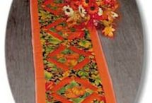 Quilts -- Table Runners