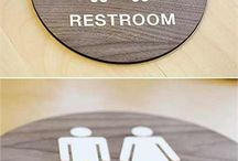 ADA SIGN DESIGN / Challenge the way you think about ADA signs.