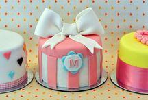 lovely mini cakes