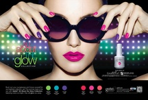 Gelish   All About the Glow / Summer 2013 Collection