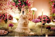 Wedding Flowers - Pinks