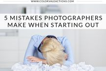 Photographer with a blog / Inspiration for photographers with a blog