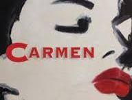 Carmen / I love the opera , and Carmen is  one of my favorites. I hope you enjoy my board.