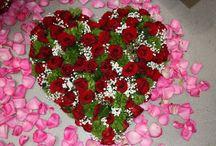 Bacher Blumen Boutique / Einige Beispiele des kreativen Schaffens unserer Floristinnen